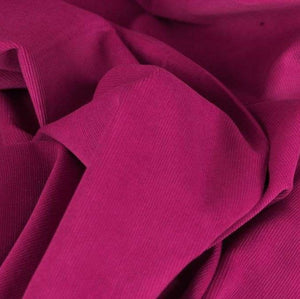 Dark Pink Needlecord (4740664590433)