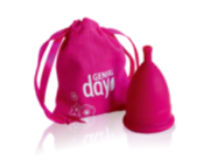 Gentle Day Menstruatie cup - Genial Day