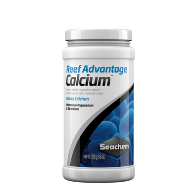 Seachem Reef Advantage Calcium 250G - RBM Aquatics