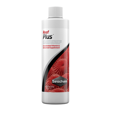 Seachem Reef Plus 250ML - RBM Aquatics