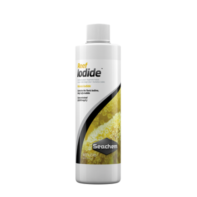 Seachem Reef Iodide 250ML - RBM Aquatics