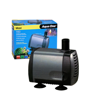 Aqua-One Fountain Pump 103 - RBM Aquatics