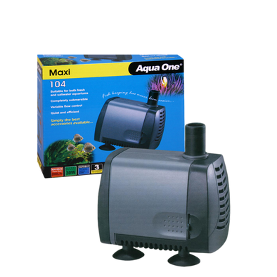 Aqua-One Fountain Pump 104 - RBM Aquatics