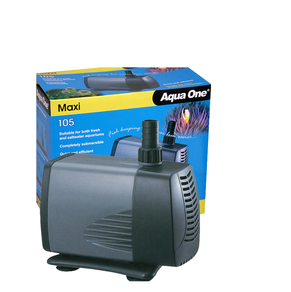 Aqua-One Fountain Pump 105 - RBM Aquatics
