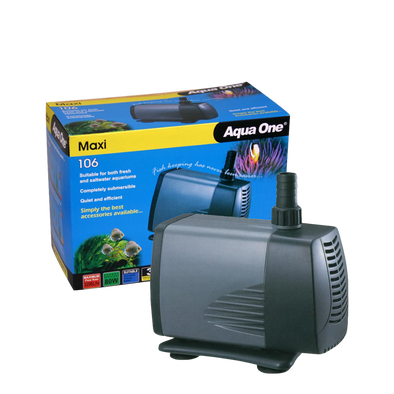 Aqua-One Fountain Pump 106 - RBM Aquatics