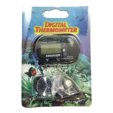 Electronic Digital Thermometer - RBM Aquatics
