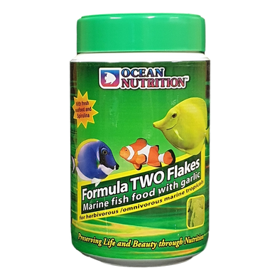 Ocean Nutrition Formula Two Flakes 154G - RBM Aquatics