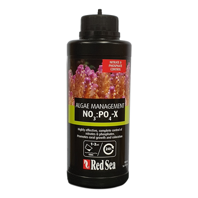 Red Sea NO3:PO4-X Algae Management (NOPOX) 500ML - RBM Aquatics