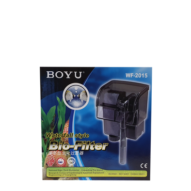 Boyu Bio Filter Waterfall Style | WF-2015 - RBM Aquatics