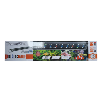 Beams work EA60 LED - RBM Aquatics