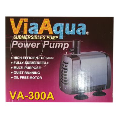 Via Aqua F/Pump Va-300 - RBM Aquatics