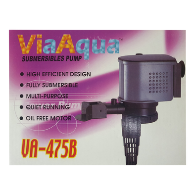 Via Aqua Submersible  Powerhead VA-475b 2000L/H - RBM Aquatics