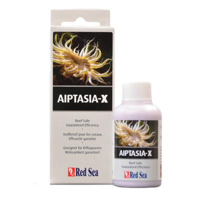 Red Sea Aiptasia X Kit 60Ml - RBM Aquatics