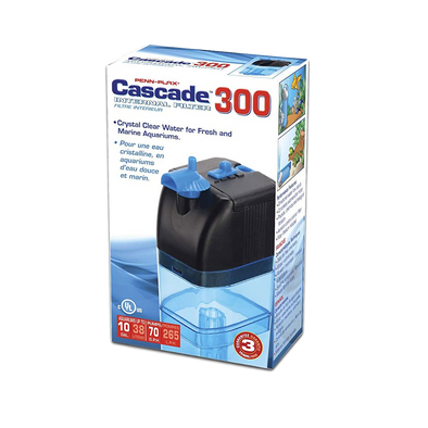 Cascade Internal Filter 300L - RBM Aquatics