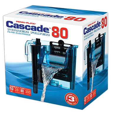 Cascade Hang On Filter 80-280L Per Holder - RBM Aquatics