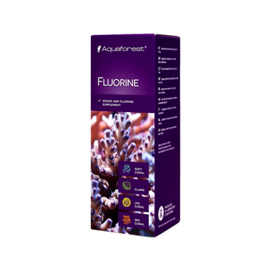 Aquaforest Fluorine 50Ml - RBM Aquatics