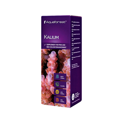 Aquaforest Kalium 50Ml - RBM Aquatics