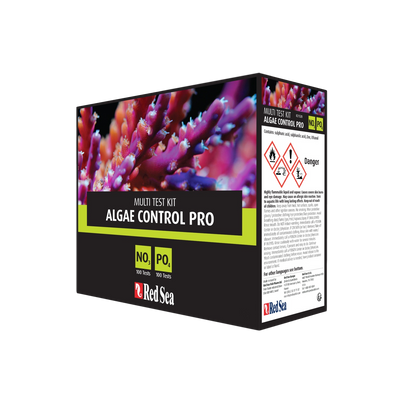 Red Sea Algae Control Pro Multi Test Kit - RBM Aquatics