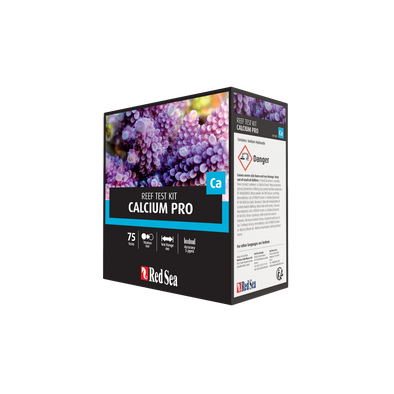 Red Sea Calcium Pro Marine Test Test - RBM Aquatics