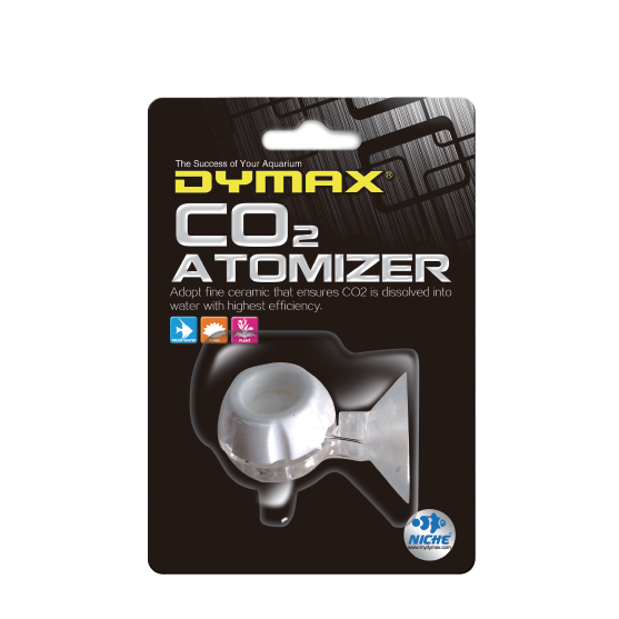 Dymax Co2 Atomizer Sphere - RBM Aquatics