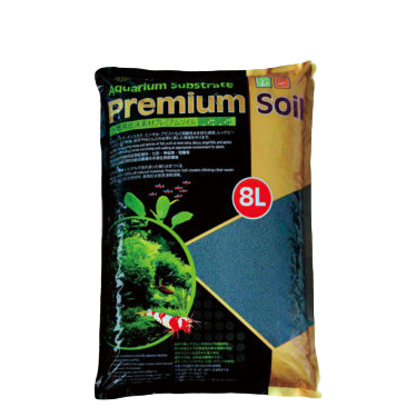 Ista Premium Aquatic Soil | Size Large 3-5mm | 8 liters - RBM Aquatics