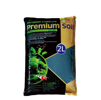 Ista Premium Aquatic Soil | Size Large 3-5mm | 2 liters - RBM Aquatics
