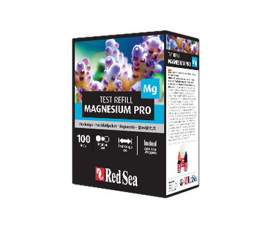 Red Sea Magnesium Pro Marine Test Kit - RBM Aquatics