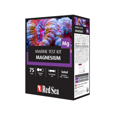 Red Sea Mcp Magnesium Marine Test Kit - RBM Aquatics