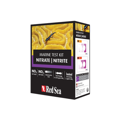 Red Sea MCP Nitrite | Nitrate Marine Test Kit - RBM Aquatics