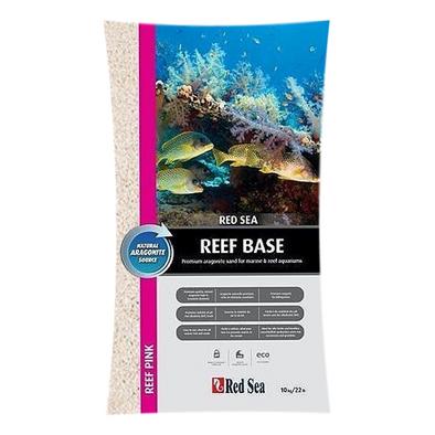 Red Sea Reef Base Pink 10Kg - RBM Aquatics