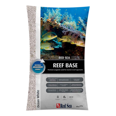 Red Sea Reef Base White 10Kg - RBM Aquatics