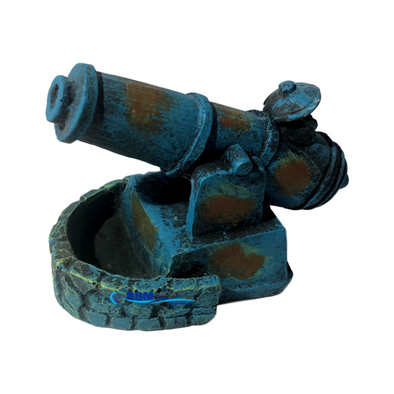 Rusted Battle Canon - RBM Aquatics