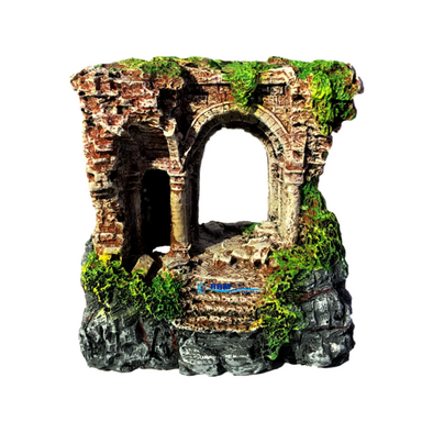 Boyu Resin Ruin Ornament - RBM Aquatics