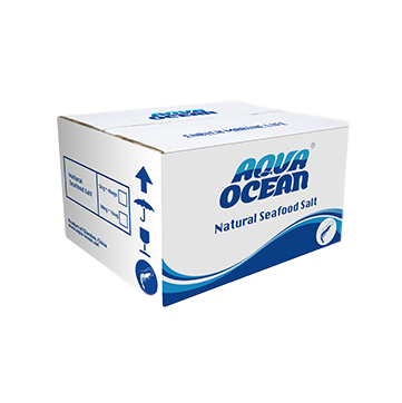 Aqua Ocean Reef Plus Marine Salt 20Kg Box - RBM Aquatics