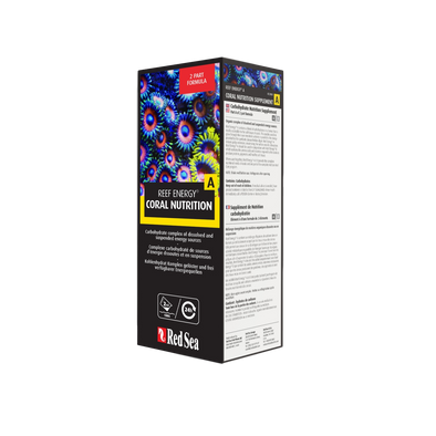 Red Sea Reef Energy Coral Nutrition A 500ML - RBM Aquatics