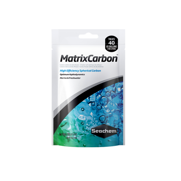 Seachem Matrix Carbon 100 ML - RBM Aquatics