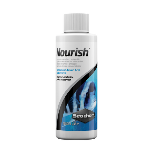 Seachem Nourish 100Ml - RBM Aquatics