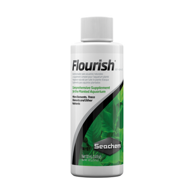 Seachem Flourish 100ML - RBM Aquatics