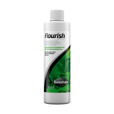 Seachem Flourish 250Ml - RBM Aquatics