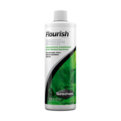 Seachem Flourish 500Ml - RBM Aquatics