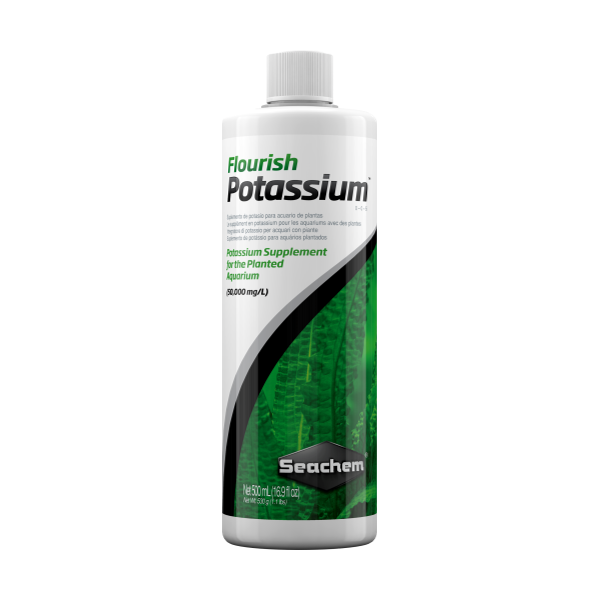 Seachem Flourish Potassium 500ML - RBM Aquatics