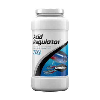 Seachem Acid Regulator 500G - RBM Aquatics