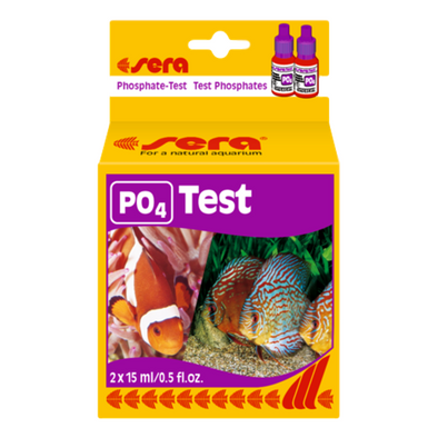 Sera Phosphate Test Kit - RBM Aquatics