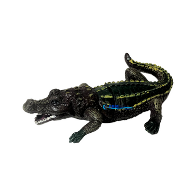 Crocodile Ornament 11Cm - RBM Aquatics