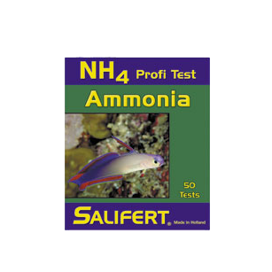 Salifert Ammonia Test Kit - RBM Aquatics