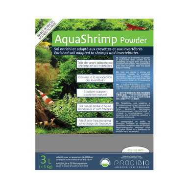 Prodibio Aquashrimp Powder 3L - RBM Aquatics