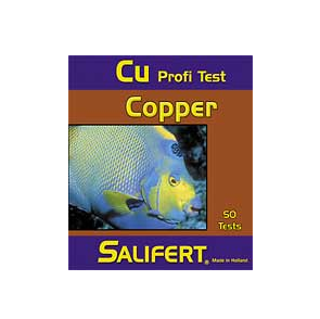 Salifert Copper Test Kit - RBM Aquatics