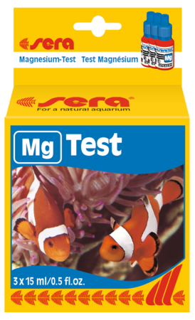 Sera Magnesium (Mg)Test Kit - RBM Aquatics