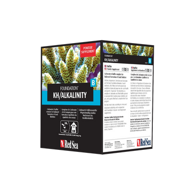 Red Sea Reef Foundation B KH/ALKALINITY 1Kg - RBM Aquatics
