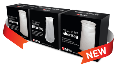 Red Sea 4 Inch 100 Micron Felt Filter Bag - RBM Aquatics